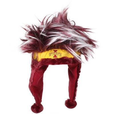 Iowa State Cyclones Troll Dangle Hat - Cardinal
