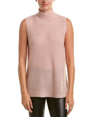 French Connection Mathilde Crossback Mohair & Wool-Blend Sweater