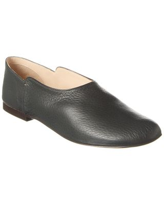 The Row Boheme Leather Loafer