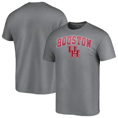 Houston Cougars Campus T-Shirt - Charcoal