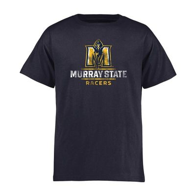 Murray St. Racers Youth Classic Primary T-Shirt - Navy