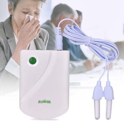 Nose Rhinitis Sinusitis Cure Therapy Massage Machine Relieve Allergy Hay Fever Low Frequency Pulse Laser Nose Health Care Device