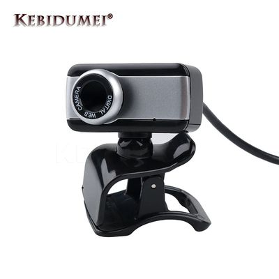 New Digital USB 50M Mega Pixel Webcam Stylish Rotate Camera HD Web Cam With Mic Microphone Clip for PC Laptop Notebook Computer