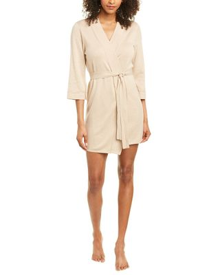 Hannah Rose Cashmere-Blend Robe