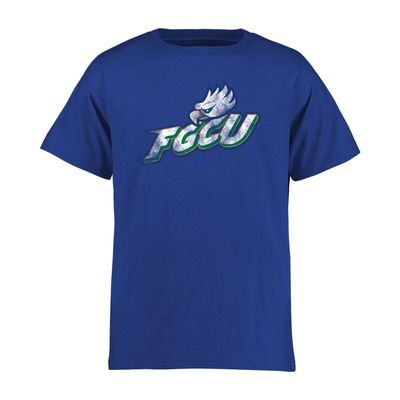 Florida Gulf Coast Eagles Youth Classic Primary T-Shirt - Royal