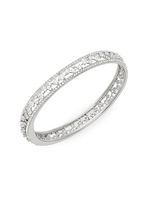 Adriana Orsini Frozen Pave Bangle