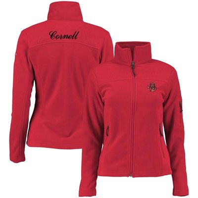 Cornell Big Red Columbia Women's Give & Go Full-Zip Jacket - Red