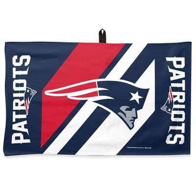 New England Patriots WinCraft 14In x 24In Waffle Towel