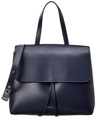 Mansur Gavriel Mini Leather Tote