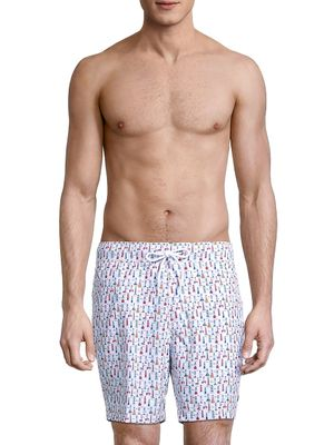 Sperry Volly Print Trunks