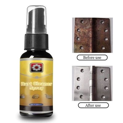 Rust Cleaner Spray Derusting Spray Car Maintenance Cleaning 30g Portable _WK