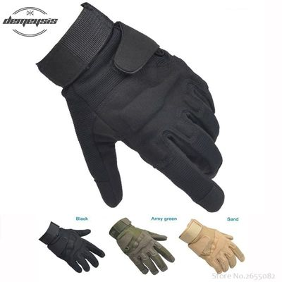 Special Force Half / Full Finger Tactical Glove Military Tactical Gloves Outdoor Sports Armed Mittens