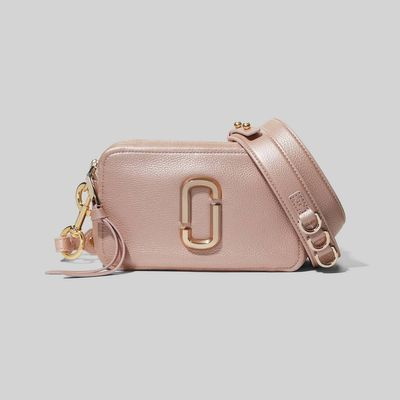 Marc Jacobs Women's The Softshot Pearlized Bag