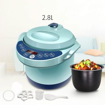 Electric Pressure Cookers Intelligent reservation 2.8l electric pressure cooker 1-3 people mini small NEW