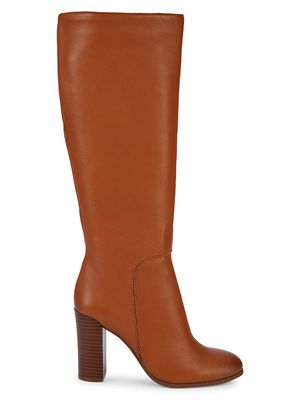 Kenneth Cole New York Justin Knee-High Leather Boots
