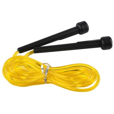 2.7m Jump Skipping Ropes Cable Steel Adjustable Fast Speed ABS Handle Jump Ropes Crossfit Training Boxing Sports Exercises
