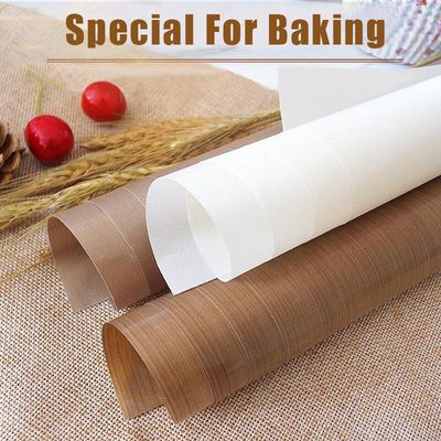 Fashion Reusable Baking Mat High Temperature  Pastry Baking Oilpaper Heat-Resistant Pad Non-stick for Outdoor BBQ