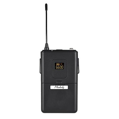 Muslady UHF Wireless Microphone Mic System With Receiver