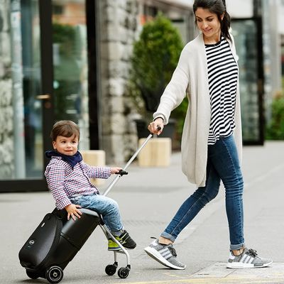 Multifuction Travel Plane Boarding Lazy Luggage Case Baby Stroller 3 In 1