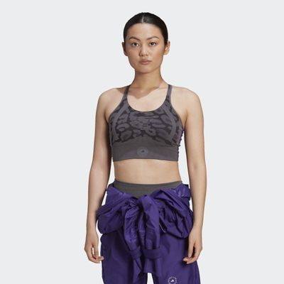 Adidas By Stella Mccartney Truepurpose Seamless Light Support Bra