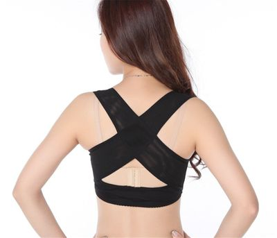 1Pcs Upper Back Pain Relief for Women Comfortable Posture Support Strap Back Posture Corrector