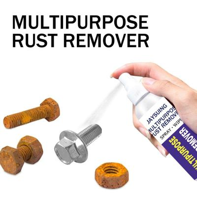 30ML Car Rust Remover Rust Inhibitor Car Maintenance Cleaning Window Rust Remover Derusting Spray Car Maintenance Cleaning Tools