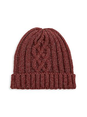 Nominee Cable-Knit Beanie