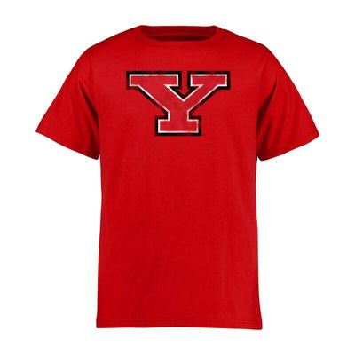 Youngstown State Penguins Youth Classic Primary T-Shirt - Red