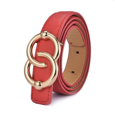 High quality Children Leather Belts for Boys Girls Kid Casual Pu Waist Strap Waistband for Jeans Pants Trousers Adjustable