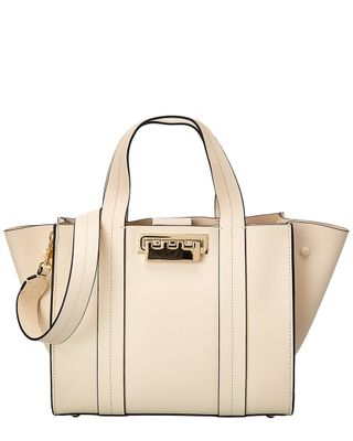 ZAC Zac Posen Carryover Eartha Small Leather Shopper