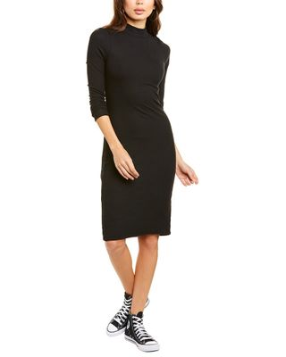 Goldie Ribbed T-Shirt Dress