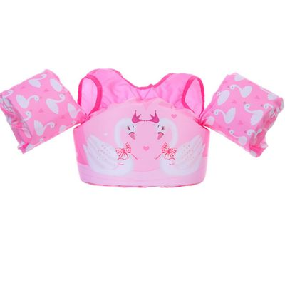New Puddle Jumper Swimming Deluxe Cartoon Life Jacket safety Vest for Kids Baby