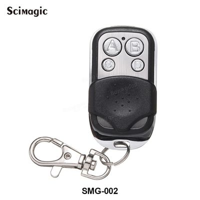 Remote control Replicator 433mhz fixed code garage door remote Opener 433.92 transmitter keychain for a barrier