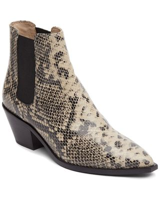 Kenneth Cole New York Mesa Leather Bootie