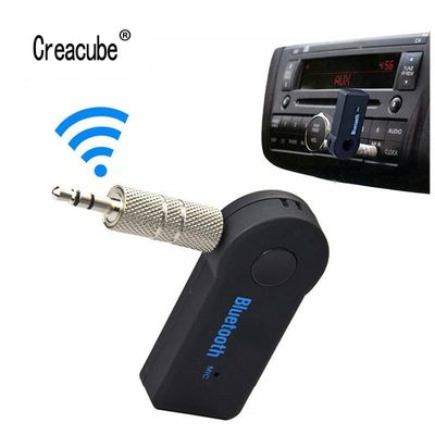 Mini Bluetooth Adapter 3.5mm Jack AUX Audio MP3 Music Receiver Car Kit Wireless Handsfree Speaker Headphone Adapter for iphone
