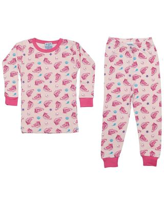 Baby Steps 2pc Pajama