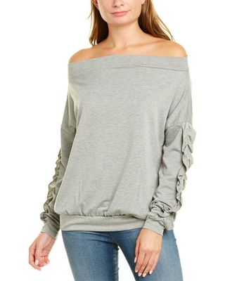 Peyton Valley Off-The-Shoulder Sweater