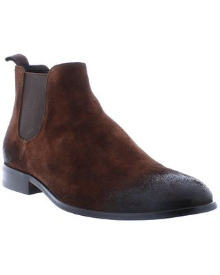 English Laundry Weldon Suede Ankle Boot