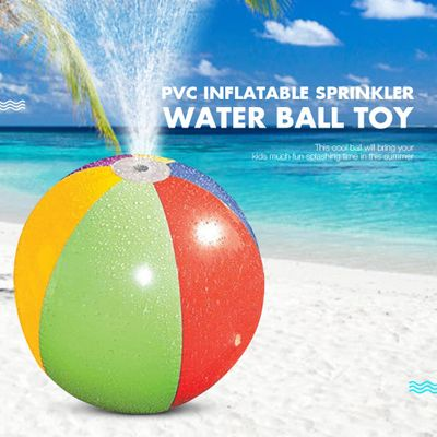 Water Balloons Kids Gifts Fun Inflatable Water Sprayer Sprinkle Ball Outdoor Splash Toy Hot Summer Swimming Party Beach Pool