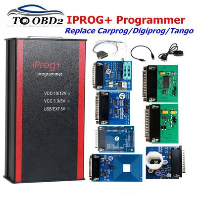 Newest Iprog+ V84 Pro Programmer Support IMMO+Mileage Correction+Airbag Reset till the year 2019 Replace Carprog/Tango/Digiprog