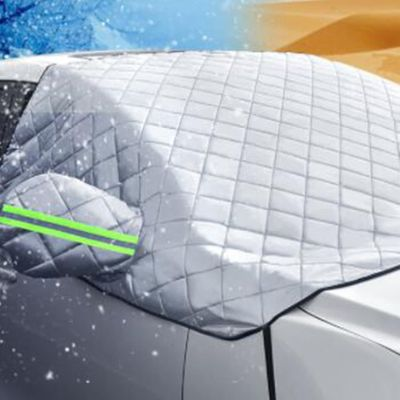Car styling Car Covers Windscreen Cover Heat Sun Shade Anti Snow Frost Ice Shield Dust Protector Winter