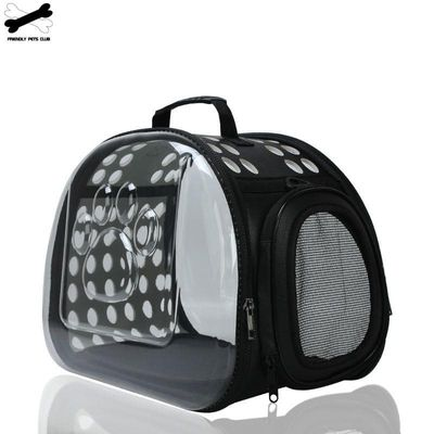 Pet Backpack Outbound Carrier Bag Goods For Cats Breathable Sac Chat Portable Pet Transport Washable Ladder For Dogs