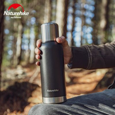 Naturehike Thermal Cup Large Capacity 304 Stainless Steel Thermal Kettle Outdoor Portable Water Kettle