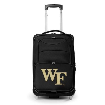 Wake Forest Demon Deacons 21In Rolling Carry-On Suitcase
