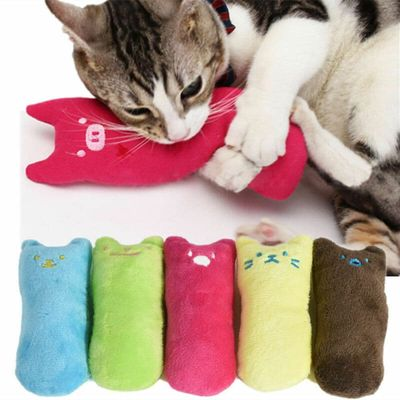 Popular Pet Dog Cat Funny Fleece Durability Plush Dog Toys Squeak Chew Sound Toy Fit for All Pets Plush Toys