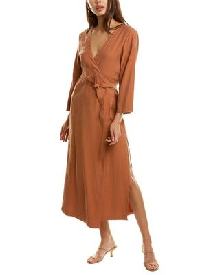 HAIGHT Cachecoer Wrap Dress