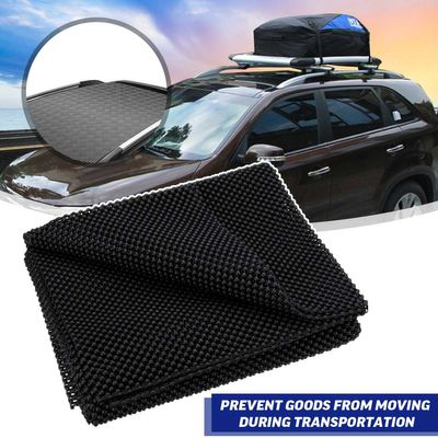 100x90CM Car Top Roof Rear Trunk SUV Cargo Luggage Baggage Bag Anti-Slip Mat Cushion Padding Foldable Mats Cover
