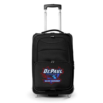 DePaul Blue Demons 21In Rolling Carry-On Suitcase