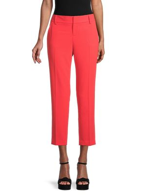 Alice + Olivia by Stacey Bendet Stacey Slim Cropped Trousers