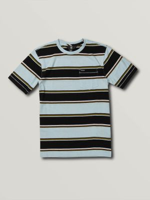 Volcom Big Boys Laney Short Sleeve Crew